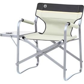 Coleman Deck Chair con depósito, khaki